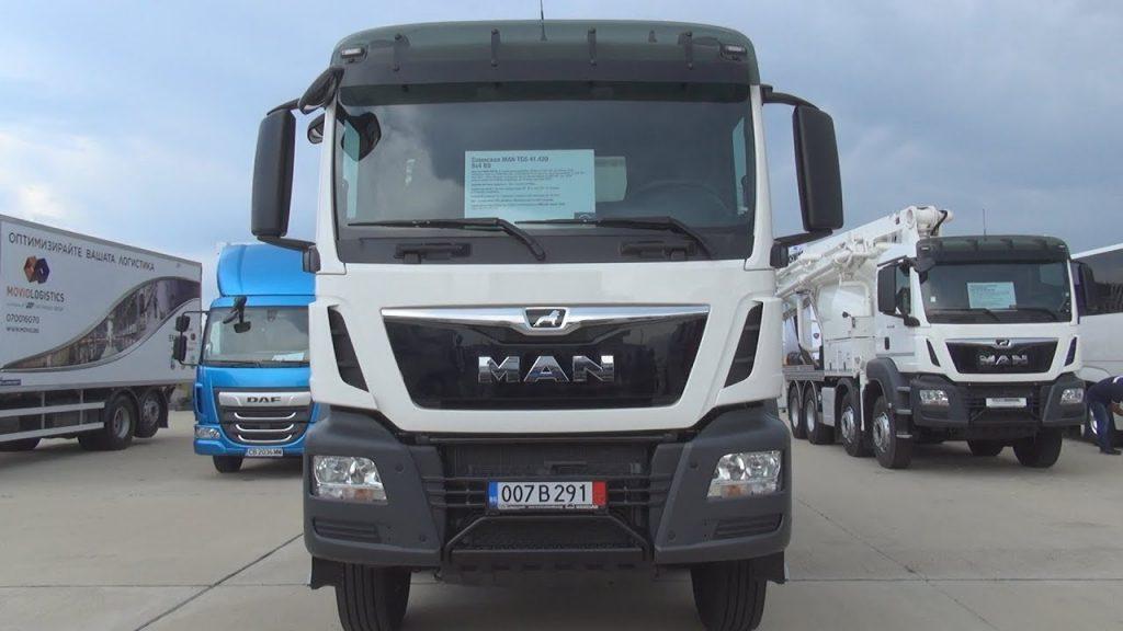 MAN Trucks spare parts Nigeria